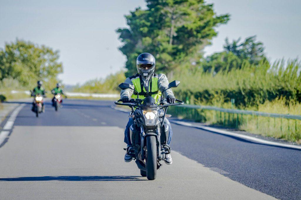 Permis Moto-école